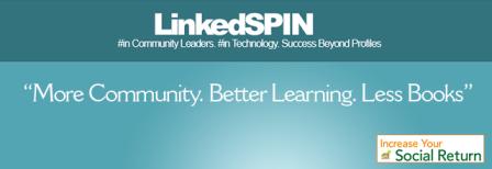 LinkedIn and OvenPOP 360 Social on portfolios